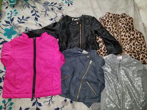 Size 2T ' jackets all brands for Sale in Arlington, VA