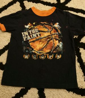 Boys 4T Basketball 🏀 Tee for Sale in Baltimore, MD