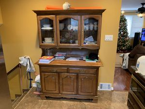 Antique China Cabinet for Sale in North Springfield, VA
