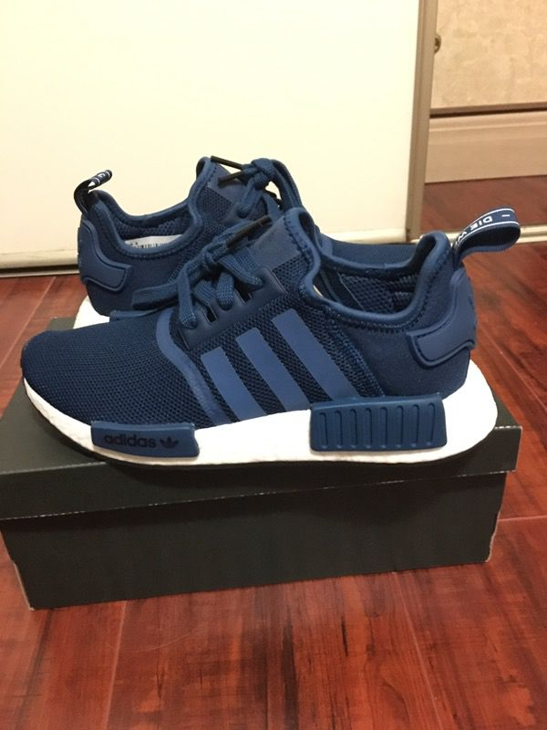 buy popular 9a789 89123 Adidas NMD R1 - Blue Night for Sale in San Jose, CA - OfferUp