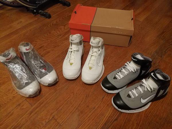 280700edcff Nike huarache 2k5 kobe. Size 10 and size 11.5 for Sale in Pittsburgh ...