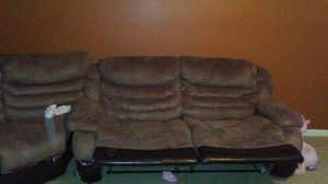 OVERSIZED 4 PIECE RECLINING SECTIONAL for Sale in Atlanta, GA