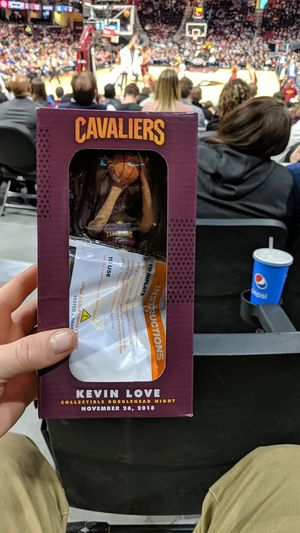 Kevin Love bobblehead for Sale in Cleveland, OH