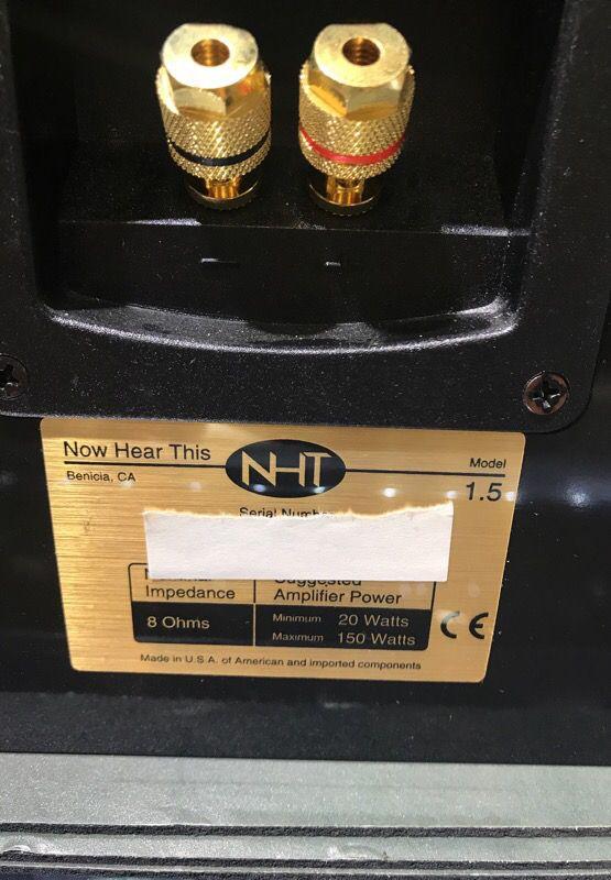 NHT Model 1.5 Loudspeaker
