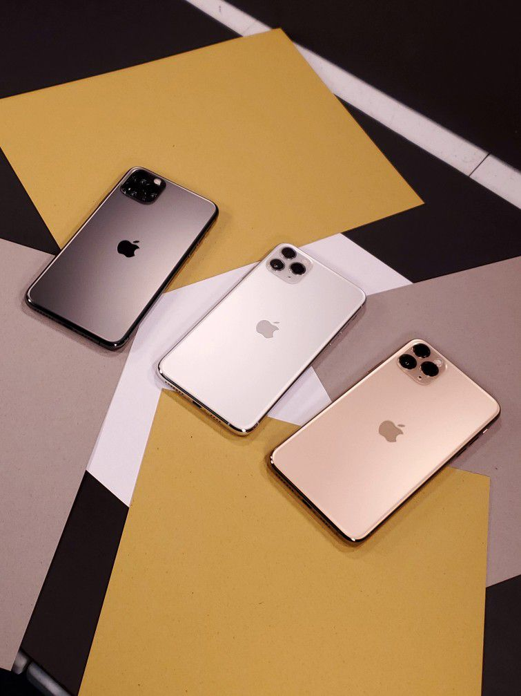 Apple iPhone 11 MAX Pro desbloqueado funciona perfecto garantia de 30 dias
