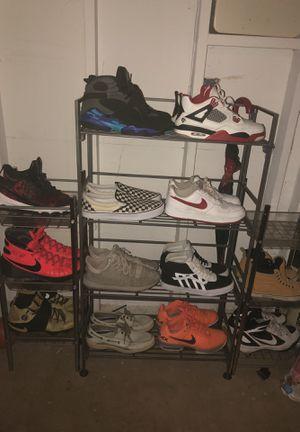 Jordans, Kyries, KD, Vans, Adidas Tubulars. for Sale in Darnestown, MD