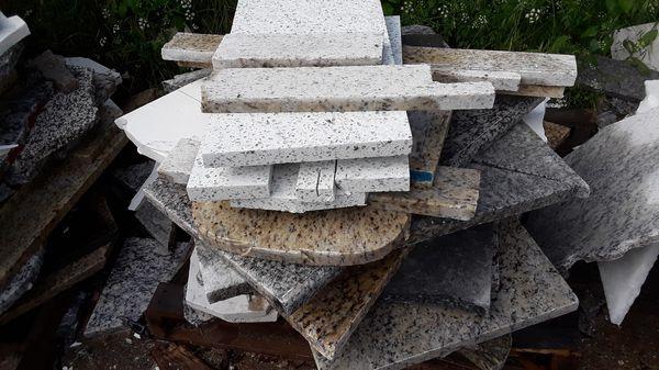 Granite Pieces Free For Sale In Dallas Tx Offerup