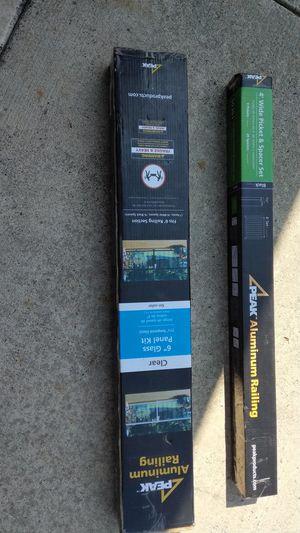 Peak Auminum Railing for Sale in Tacoma, WA