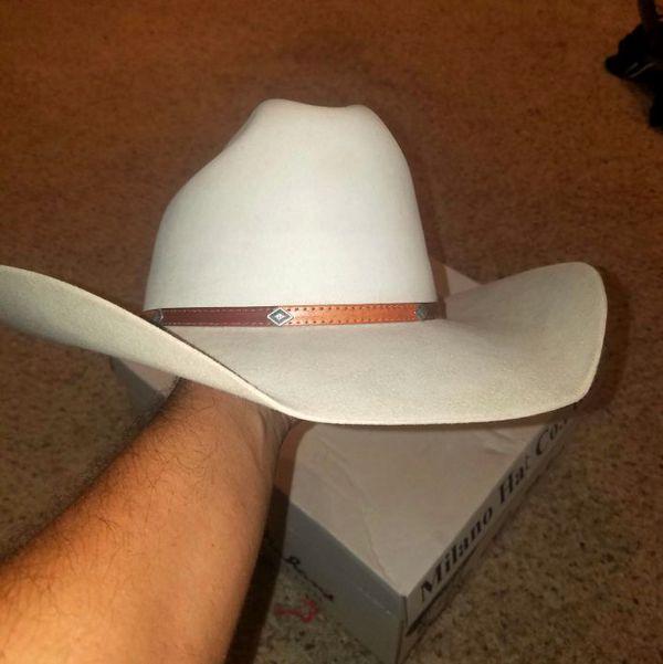 a38dab156dc0e STETSON RANCHER 4X BEAVER COWBOY HAT for Sale in Duncanville