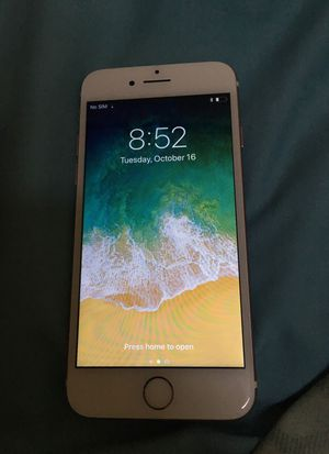 At&t/Cricket iPhone 7 32gb for Sale in Towson, MD