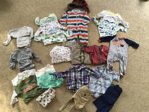 6-month boy clothes for Sale in Ashland, VA