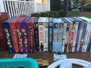 DVDs and VCR tapes for Sale in Wake Forest, NC