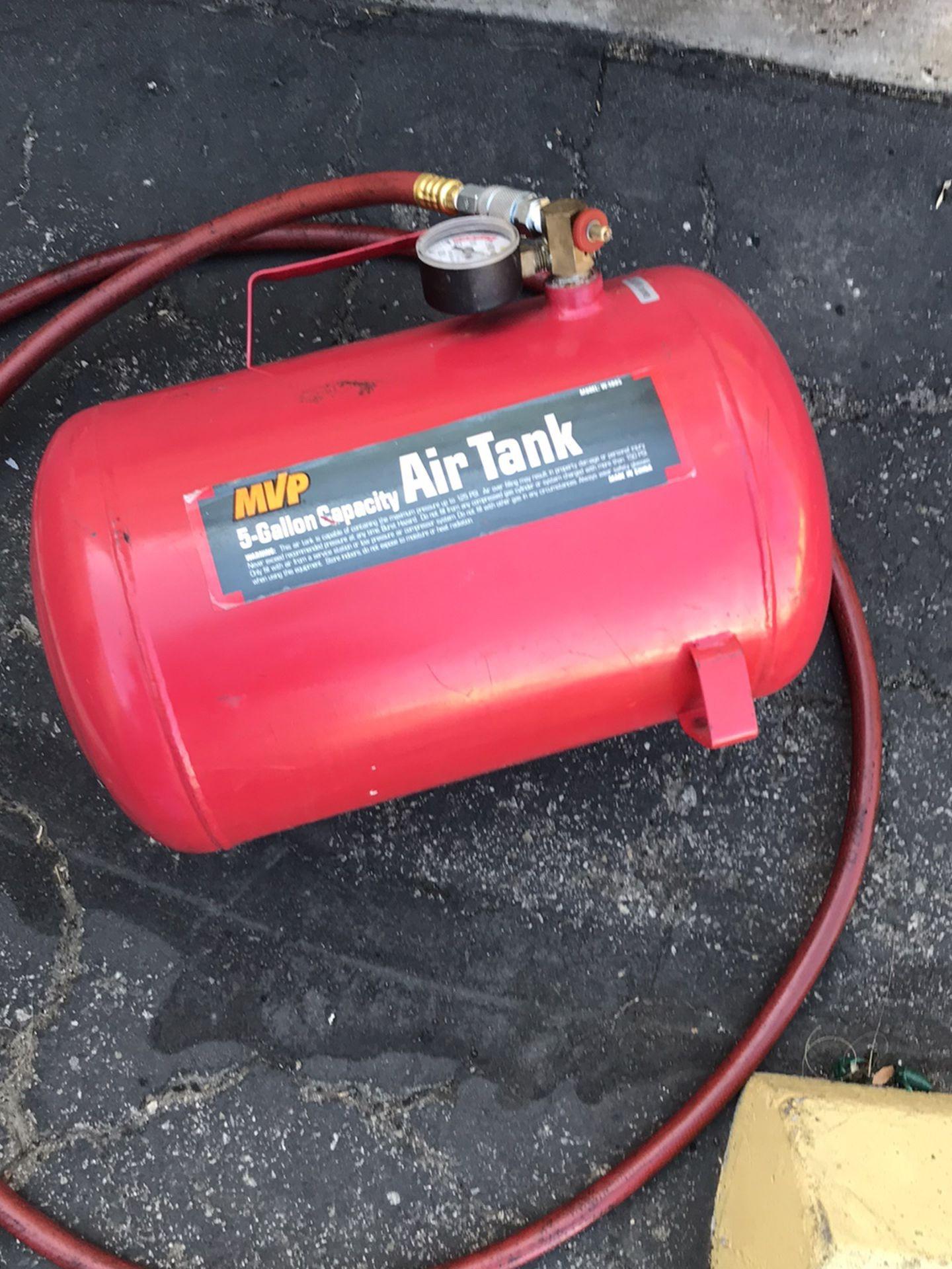 5 Gallon Portable Air Tank