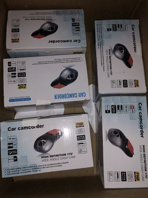 WiFi dash cam ( I will install it for you ) for Sale in Rockville, MD