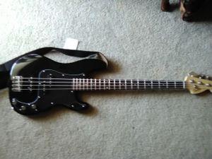 Bass guitar fender p bass for Sale in Ashburn, VA