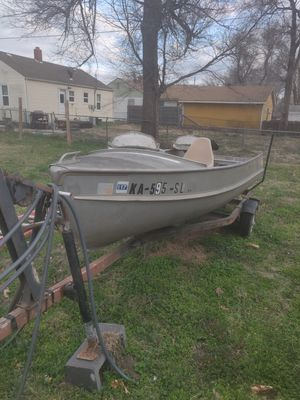 Used Fishing Boats For Sale >> Fishing Boat For Sale In Wichita Ks Offerup