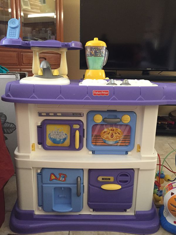 Fisher price kitchen toy for Sale in Valley Center, CA - OfferUp