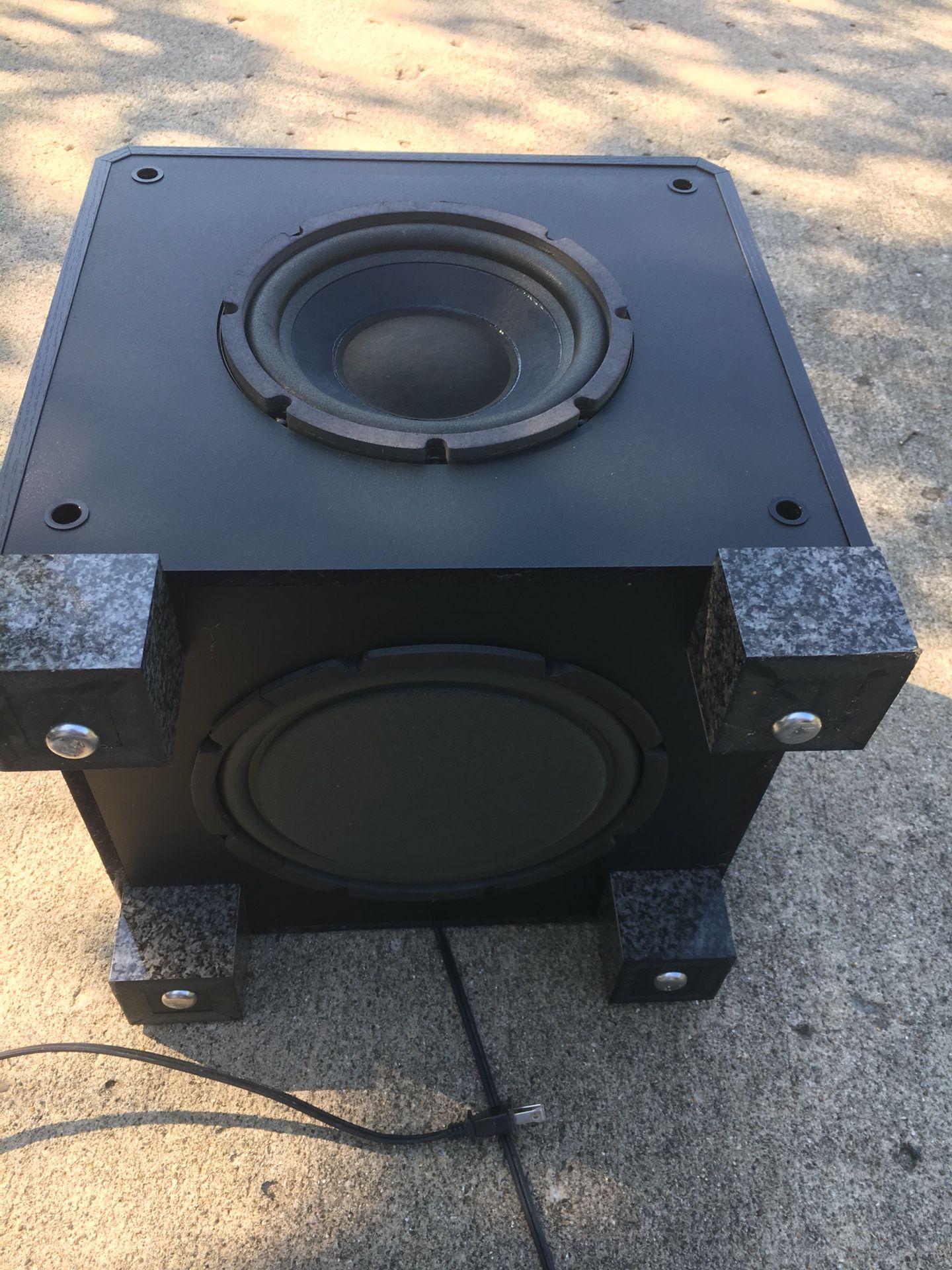 Velodyne Subwoofer System with internal amp