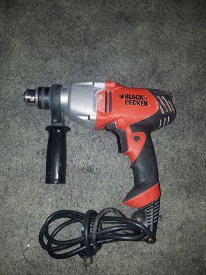 Photo Black & Decker Drill in good working condition