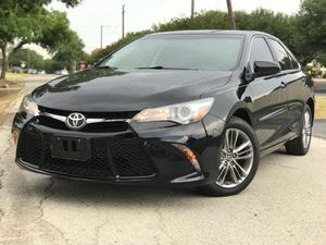 2017 Toyota Camry For In Garland Tx