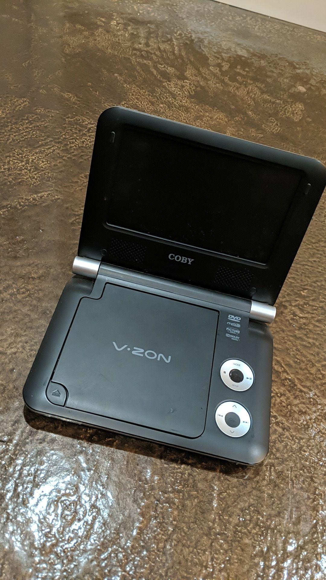 Portable DVD