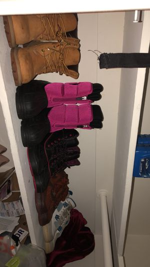 Shoes ( Polo, Nike,) for Sale in Silver Spring, MD