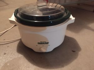 Crock pot for Sale in Denver, CO