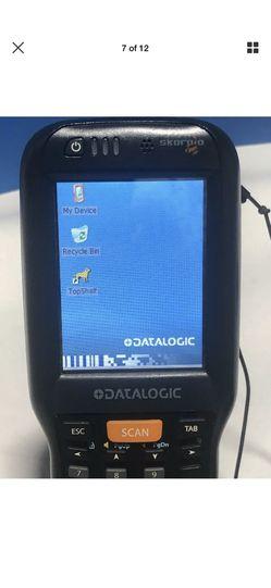Datalogic Skorpio Scanner w/Trigger and docking Stations Thumbnail