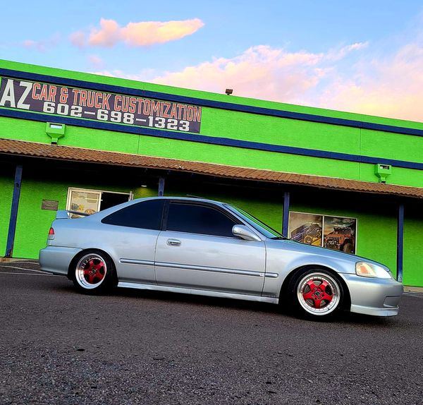 Wheels Tires Lowering Kits For Your CAR (we Finance) For