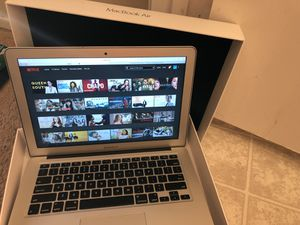 13.3 Inch Monitor MacBook Air (latest edition) for Sale in Los Angeles, CA