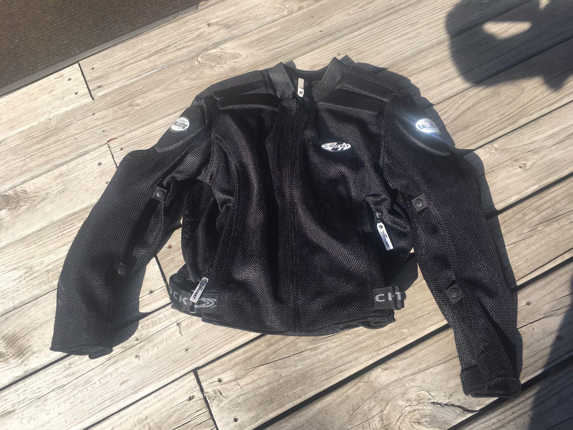 Photo Joe Rocket Ballistic mesh armored motorcycle jacket