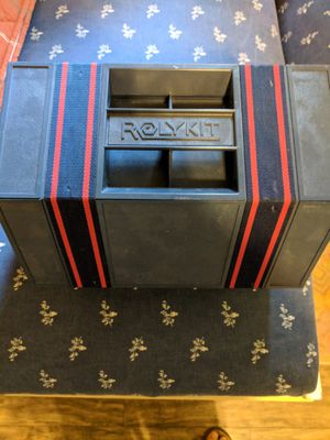 Rolykit Toolbox/Craft Box for Sale in Annapolis, MD