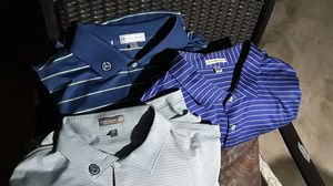 Brand new Peter Millar Titleist embroidered shirts XXL for Sale in Colorado Springs, CO