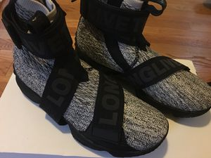 Kith x Nike King JAMES 15 long live the king ( new without box) size 8 for Sale in Chevy Chase, DC