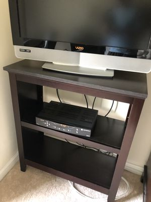 Tv and shelf stand for Sale in Germantown, MD