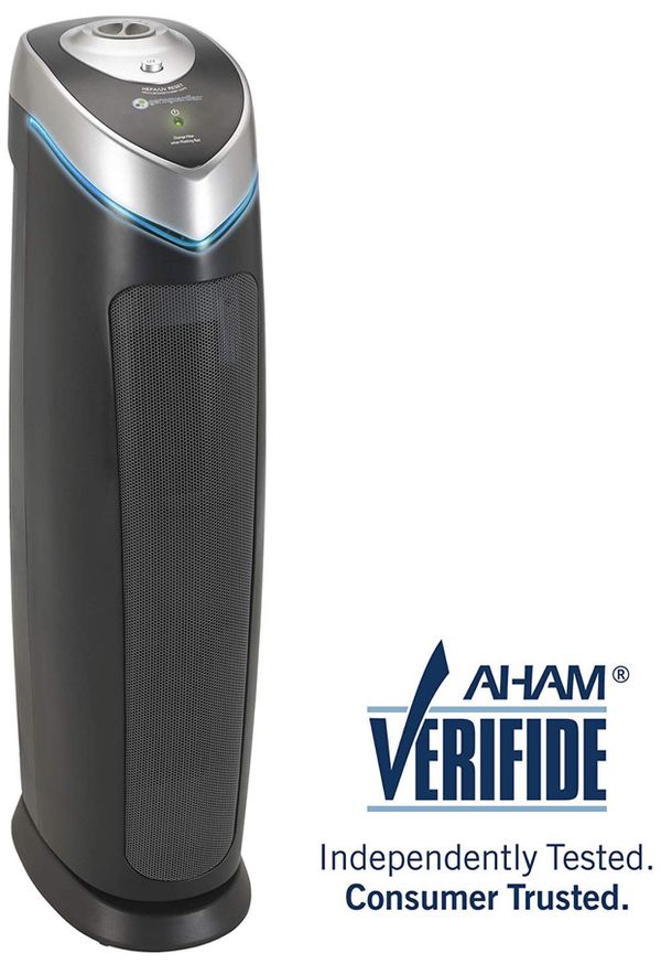 Air purifier, GermGuardian AC5000 3-in-1 Air Purifier for Sale in Brooklyn,  NY - OfferUp