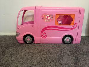 Barbie Glamour Camper for Sale in LUTHVLE TIMON, MD