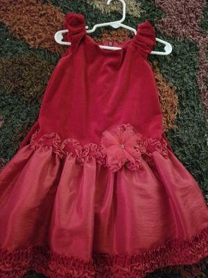 Pretty red velvet dress for Sale in Fort Washington, MD