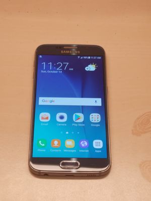 Samsung Galaxy s6 for Sale in Germantown, MD