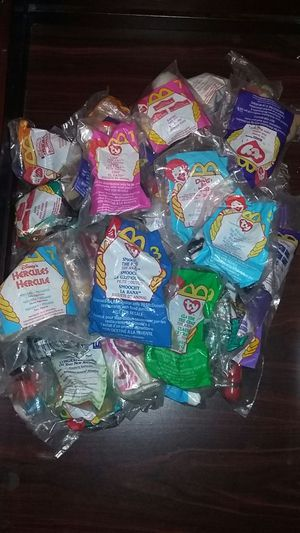 Happy Meal Toys 1990's for Sale in Fresno, CA