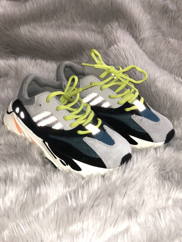 new concept 73974 eff25 Adidas yeezy boost 700 kids Custom! for Sale in Barrington, IL - OfferUp