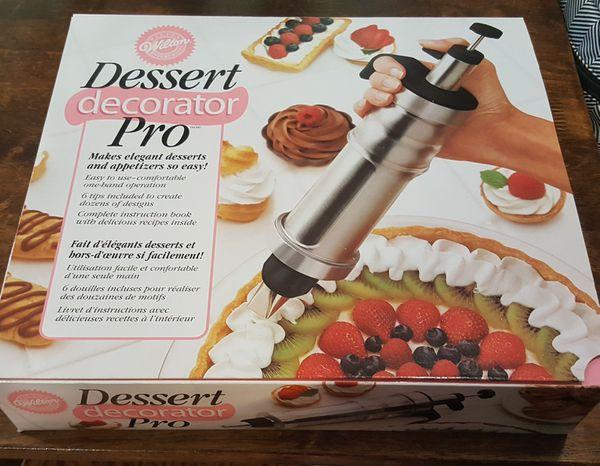 Wilton Dessert Decorator Pro For Sale In Clayton Nc Offerup