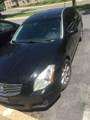 2007 Nissan Maxima for Sale in Washington, DC