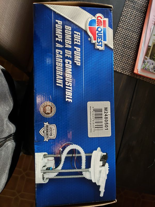 Carquest M2480501 Fuel Pump For Sale In Brighton Co Offerup