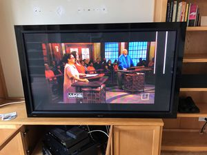 TV 60 inch elite pioneer for Sale in Chicago, IL