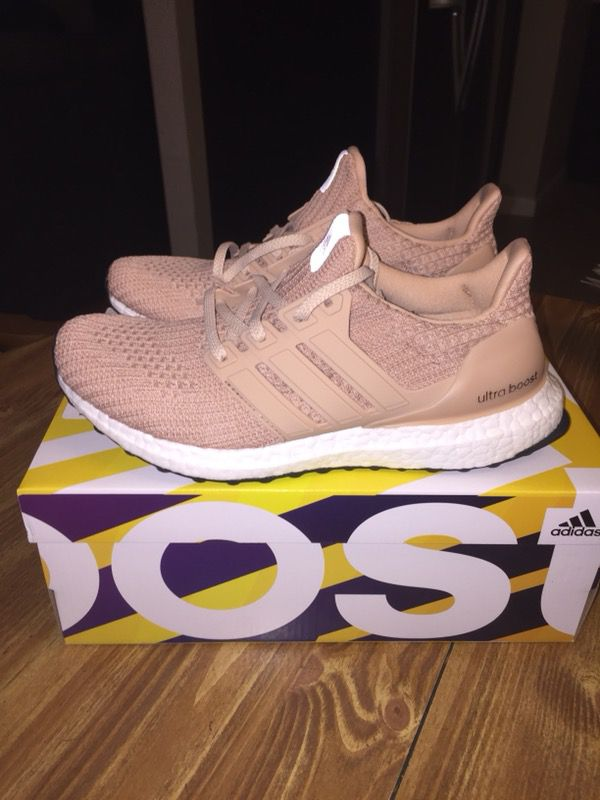new style 1f6ba 667e5 Adidas ultra boost women ash pearl for Sale in San Jose, CA - OfferUp