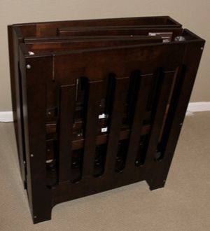 Brand New Bloom Alma Papa Crib with Mattress for Sale in Aldie, VA