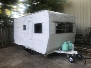2 Vintage RV's for one price for Sale in Austin, TX