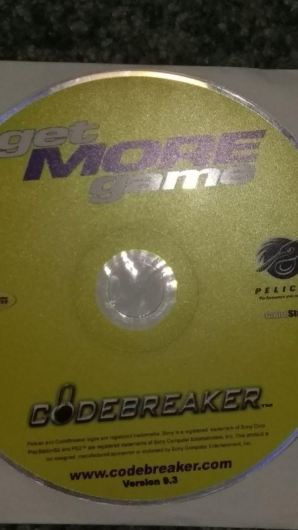 Codebreaker version 9 3 CD - Pelican GameStop for Sale in Salina, KS -  OfferUp
