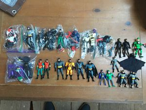 Early 90's Batman Action Figures for Sale in Phoenixville, PA